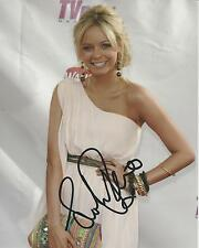 Sacha Parkinson (Image C) Signed 10x8 Photo UACC Registered Dealer