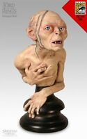 Sideshow Weta Smeagol Lord Of The Rings Bust Gollum Comic Con Excl. Figure 9444