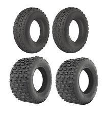 4 ITP Holeshot 21x7-10 & 20x11-9 ATV Tires for Polaris Predator 500 2003-2005