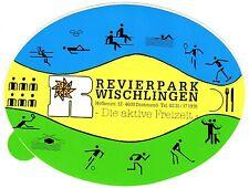 Aufkleber Revierpark Wischlingen - Dortmund - Freizeit - großer Sticker (130)