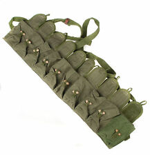Military Surplus Chinese SKS Type 56 Semi Ammo Chest-Rig Bandolier Pouch