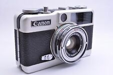Canon Demi EE 17 35mm Rangefinder Film Camera w/Lens From JAPAN