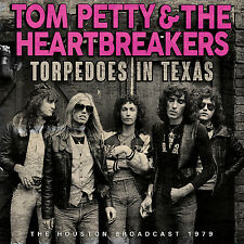 TOM PETTY New Sealed 2017 UNRELEASED HOUSTON LIVE 1979 LIVE CONCERT CD
