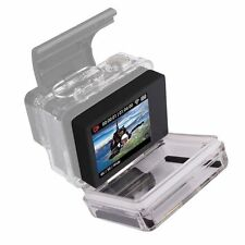 LCD BacPac Display Viewer Monitor Screen w' Rear Back case f GoPro HERO 4 3+ 3