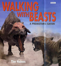 Tim Haines Walking with Beasts Very Good Book