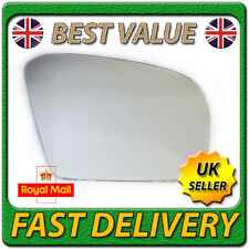 Right Driver Off Side Convex Wing Door Mirror Glass for MERCEDES ML W164 05-08