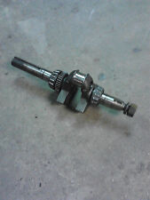 SEARS SUBURBAN GARDEN TRACTOR TECUMSEH 12HP ENGINE CRANK SHAFT