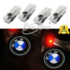 4X Car LED Ghost Logo Proiettore Light Luci A LED Lampada for BMW E90 E60 E63 Z4