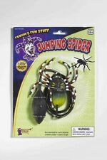 Jumping Spider - Realistic Looking Spider Jumps When Activation Bulb is Pressed!
