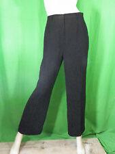 UN DEUX TROIS 1-2-3 Taille 40 42 Superbe pantalon noir femme en polyester pants