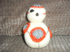 STAR WARS INSPIRED BB8 **TOY KNITTING PATTERN ONLY **