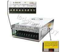 Regulated Switching Power Supply 24 Volt 14.6 Amps 350W
