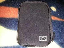 Western Digital WD My Passport Carrying Case Black - WDBABK0000NBK-WRSN