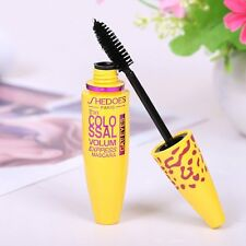 3D Fiber Leopard Lash Extension Mascara Not Blooming Eyelash Cosmetic Waterproof
