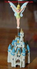 DISNEY TINKER BELL OVER CASTLE PHOTO HOLDER TINKERBELL