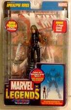 Marvel legends chase action figure de X-23 noir apocalypse series