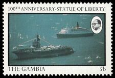 GAMBIA 680 (SG708) - Statue of Liberty Centenary (pf13642)