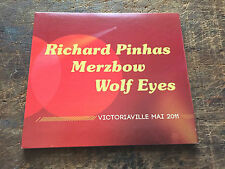 RICHARD PINHAS,MERZBOW,WOLF EYES - VICTORIAVILLE MAI 2011 - MASTERS OF NOISE!!!