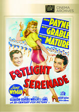 Footlight Serenade DVD 1942 John Payne Betty Grable Victor Mature Jane Wyman