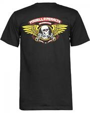 POWELL PERALTA Winged Ripper Skateboard Tee Shirt - Black, Navy, White or Red