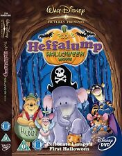 Disney Winnie The Pooh Poohs Heffalump Halloween NEW AND SEALED UK R2 DVD