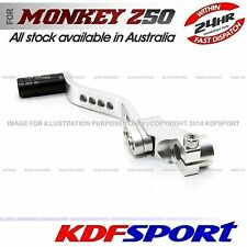 KDF ALLOY GEAR SHIFTER LEVER Z50A Z50 BIKE CHANGE CNC 50 FOR HONDA MONKEY Z50J