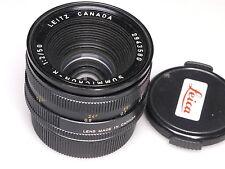 Leica Summicron-R 50mm F2 #580