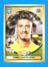 FIFA 365 2016-17 Panini 2017 Figurina-Sticker n. 96 - CASTILLEJO -VILLARREAL-New