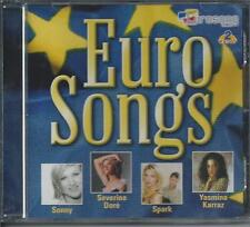 V/A - Eurosongs CD Album 17TR EUROVISION 2002 BELGIUM Pre-Selection VERY RARE!!