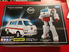 Transformers Masterpiece Mp-30 Ratchet Boxed GENUINE