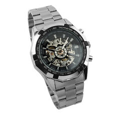 WINNER automatic Watches Branded Mens Mechanical Watch Fashion Cross Wristwatch