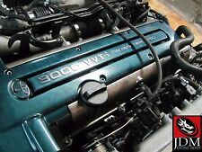 TOYOTA ARISTO SUPRA SC300 TWIN TURBO VVTI ENGINE TRANS LOOM ECU JDM 2JZ 0982600