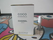 NEW!Chanel Coco Mademoiselle Eau de Parfum Sample,Vial,Spray,2 ML,SHIP WORLDWIDE