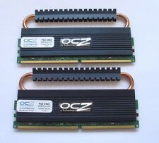 4GB (2 X 2 GB MATCHED PAIR) OCZ REAPER  SERIES DDR2-800 PC2-6400 RAM