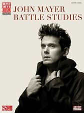 John Mayer Battle Studies Learn to Play Pop Guitar TAB Music Book