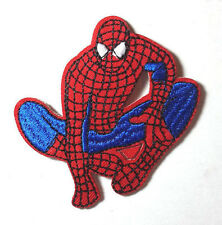 "Spider-Man  Logo   3"" Embroidered Patch- FREE S&H (SMPA-03)"