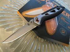 Gerber Mini Outrigger Assisted Open Pocket Knife Plunge Lock 7Cr17 31-001760 New