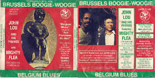 DISCO 45 giri  To ROBERT GOFFIN Belgium blues - Brussels Boogie-Woogie