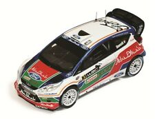 IXO RAM463 FORD FIESTA RS WRC model Marco Simoncelli UK test Kirkbride 1:43rd