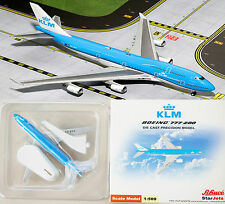 KLM ROYAL DUTCH AIRLINES BOEING 777-200 STARJETS DIECAST MODEL PLANE 1:500