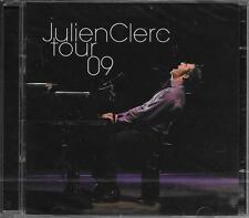 DOUBLE CD 28T JULIEN CLERC TOUR 2009 NEUF SCELLE 2009