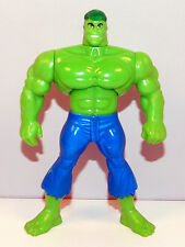 "1996 Incredible Hulk 4.25"" McDonald's Figure #7 Marvel Superheroes Avengers"