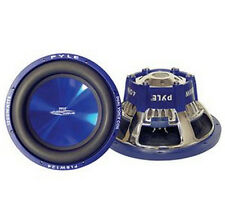 Pyle PLBW104 Blue Wave Woofer - 1 Pack PYLE 10IN 1000W HP SUB