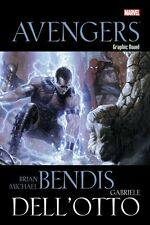 Marvel Graphic Novel # 16-avengers-bendisis/Dell 'Otto-Panini 2013-en su embalaje original