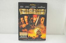 Pirates Of The Caribbean DVD Movie Original Release