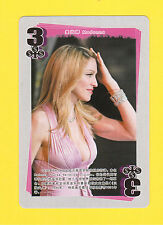 MADONNA Model Movie Film TV Pop Star Oversize Playing Card