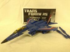 Thundercracker Generations Classics Transformers Hasbro Figure 2011 deluxe