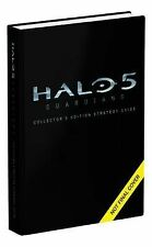 Halo 5: Guardians Collector's Edition Strategy Guide : Prima Official Game...