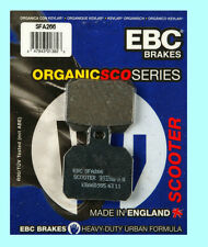 EBC SFA266 Rear Brake pads Yamaha YP YP125 Majesty 2001-09 & YP180   2006