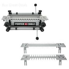 NEW! PORTER-CABLE 4216 Super Jig - Dovetail jig (4215 With Mini Template Kit)